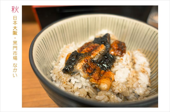 日本遊記-大阪 | 黑門市場 食物篇|平價美食 – なかい うどんそば