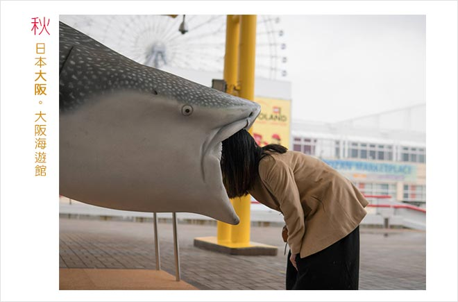 日本遊記-大阪 | 大阪港水族館 海遊館 | 天保山 大觀覽車 | 透明車廂好刺激 | なにわ食いしんぼ横丁- なにわ食堂 【Day 6】