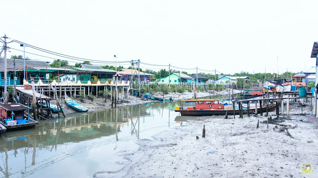 Pulau Ketam | 吉胆岛又名螃蟹岛 | 半天走走吃吃
