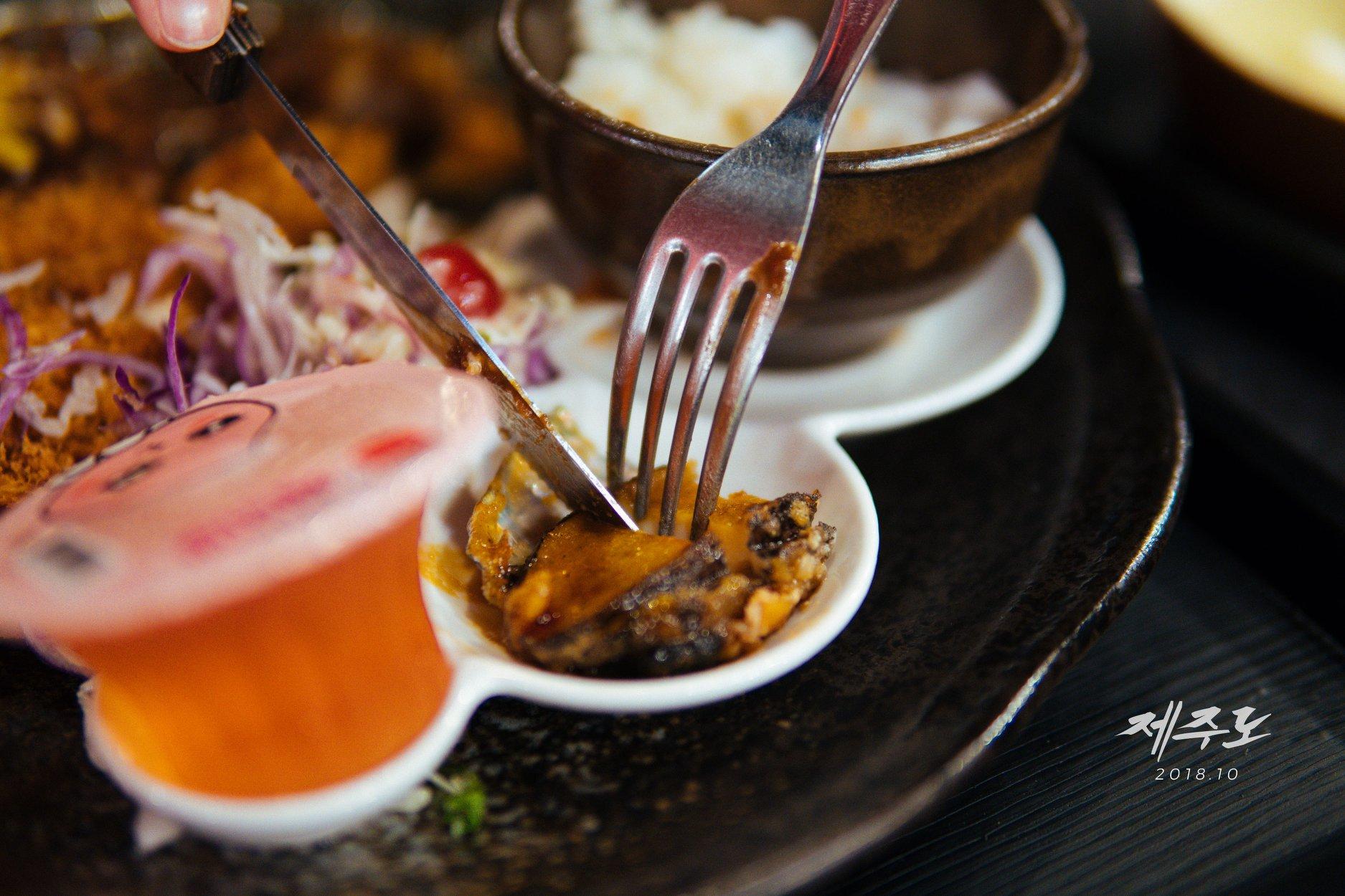 濟州遊記 2018 | 濟州自駕遊 | Day One: AirAsia飛機餐 | 濟州第一頓飯: 봉you | 西歸浦美食 | 濟州神話世界溜達