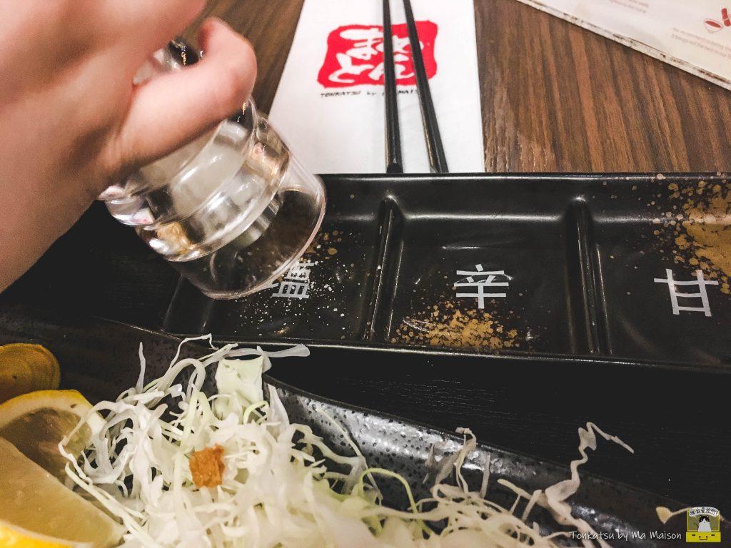 Tonkatsu by Ma Maison 炸豬排飯
